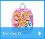 Character back packs