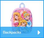 Character back packs