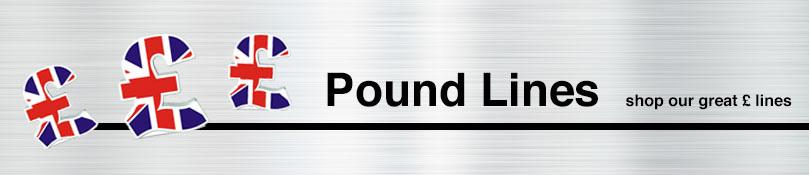 pound lines