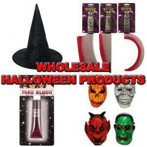 WHOLESALE HALLOWEEN PRODUCTS