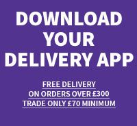 Free delivery on order over £300