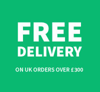 Free delivery on order over £600