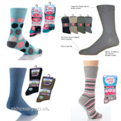 Wholesale Non Elastic Socks