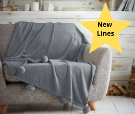 Wholesale Bed Throws