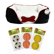 Pet Beds and Toys
