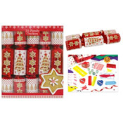 Christmas Crackers & Decorations