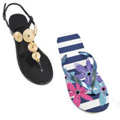 Ladies Flip Flops & Jellies