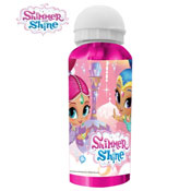 Shimmer & Shine Aluminium Water Bottle
