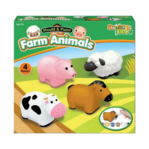 Make Your Own Farm Animals Carton Price