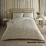 Antoinette Natural Luxury Duvet Set