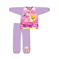 Official Girls Baby Shark Sub Pyjamas