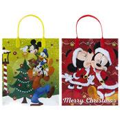 Small Disney Design Christmas Gift Bag