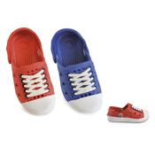 Childrens Trainer Style Sandals