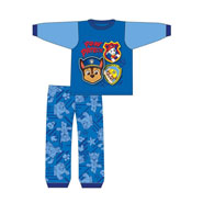 Baby Boys Paw Patrol Blue Snuggle Fit PJs
