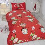 Childrens Christmas Duvet Set Naughty Elves