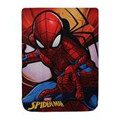 Official Marvel Spider Man Fleece Blanket