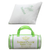 Bamboo Pillow Memory Foam