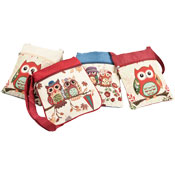 Owl Shoulder Bag Assorted