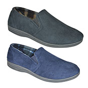 Mens Full Back Slipper