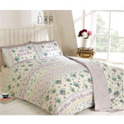 Rise And Shine Duck Egg Duvet Cover Set