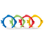 Underwater Fish Rings Diving Toy