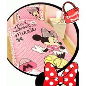 Minnie Mouse 'Handbag' Duvet Set