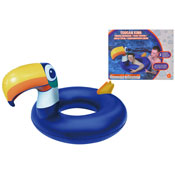 """49"""" Inflatable Toucan Ring"""