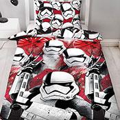 Official Star Wars Trooper Duvet Set