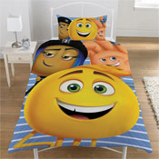 The Emoji Movie Panel Duvet Set
