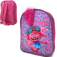 Official Trolls Plush Backpack Poppy