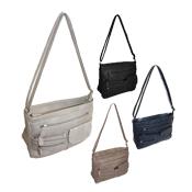 Ladies Crossbody Handbag Natural