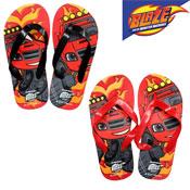 Blaze Monster Flip Flops