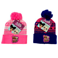 Official Girls LOL Surprise Knitted Hat