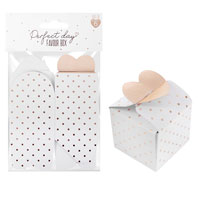 Favour Boxes Pack Of 6