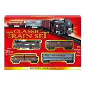 Classic Train Set Toy