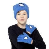 Boys Knitted Hat Shark Motif