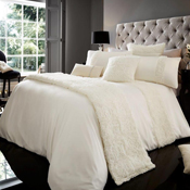 Signature Fabian Cream Duvet Set