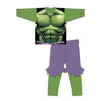 Official Boys Hulk Novelty Pyjamas