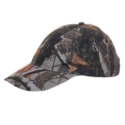 Woodland Camo Baseball Hat