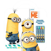 Despicable Me Travel Activity Pack