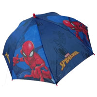 Official Childrens Spiderman Umbrella