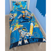 Lego Nexo Knights Power Reversible Duvet Set