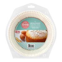 15 Pack Round Cake Tin Liners 16cm