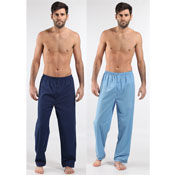 Mens Poly Cotton Lounge Pants