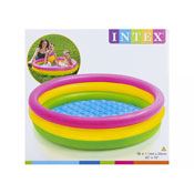 Inflatable Sunset Flow Pool