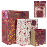 Christmas Mulberry Gift Bags 3 Pack