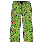 Mens Kermit Muppets Lounge Pants