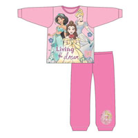 Official Girls Toddler Princess Pyjama Set