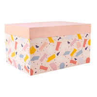 Bits and Pieces Storage Box with Lid