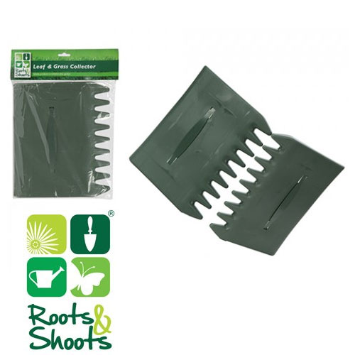 Leaf & Grass Scoops by Roots and Shoots